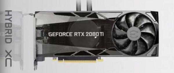 EVGA GeForce RTX 2080 Hybrid XC