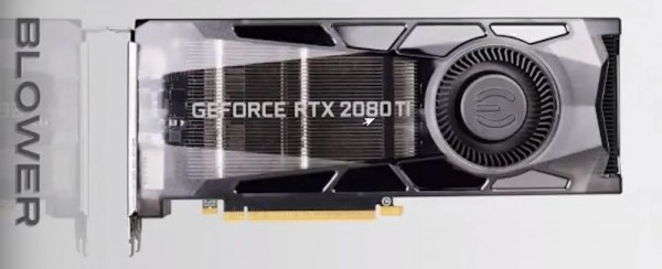 EVGA GeForce RTX 2080
