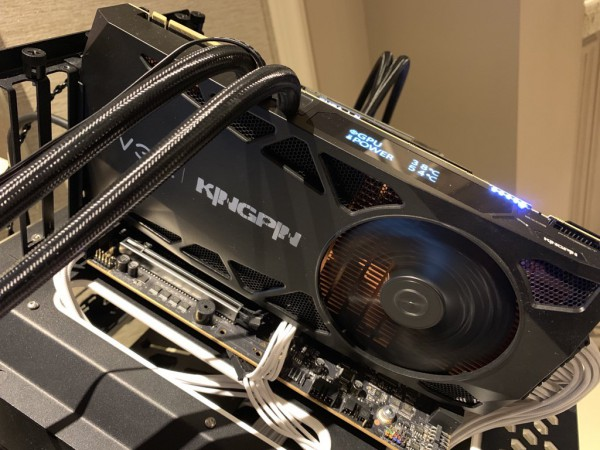 EVGA GeForce GTX 2080 Ti Kngpn Edition