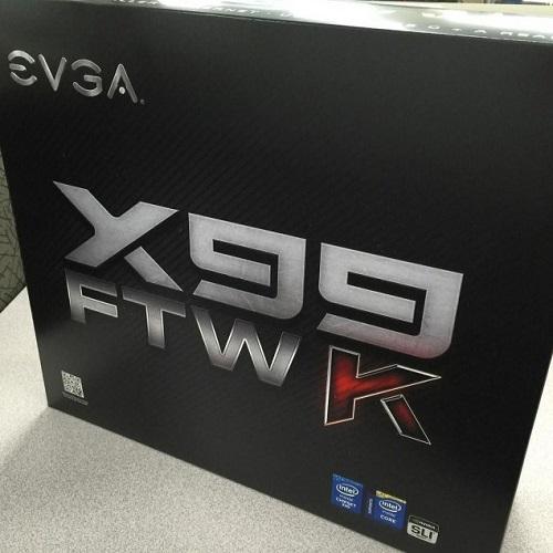 EVGA X99 FTW K