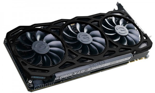 EVGA GeForce GTX 1080 Ti FTW3 Elite