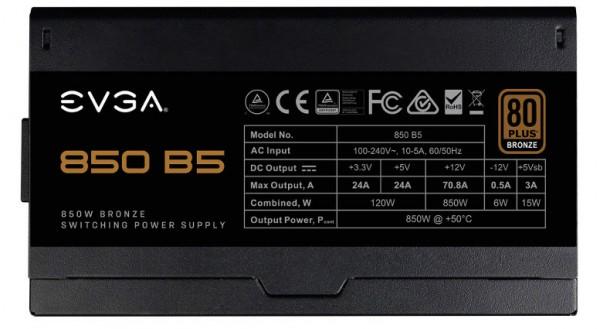 EVGA B5 Series