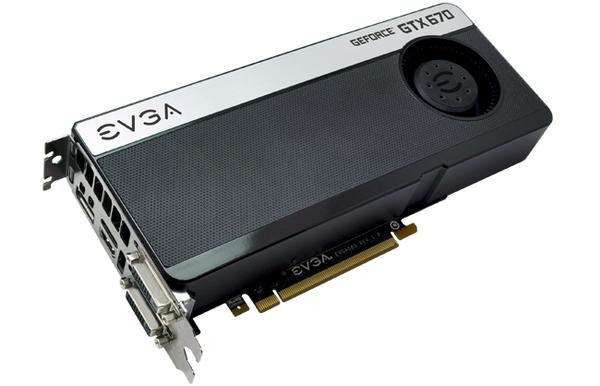 EVGA GTX 670