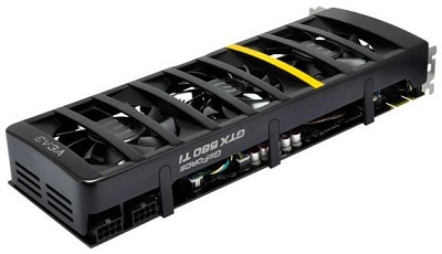 VGA GeForce GTX 560 Ti 2Win
