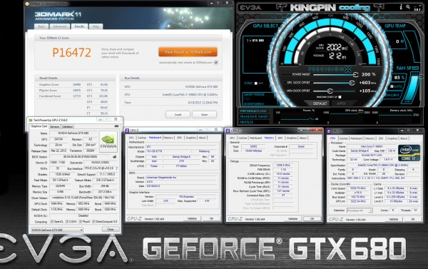 EVGA GeForce GTX 680 4 ГБ