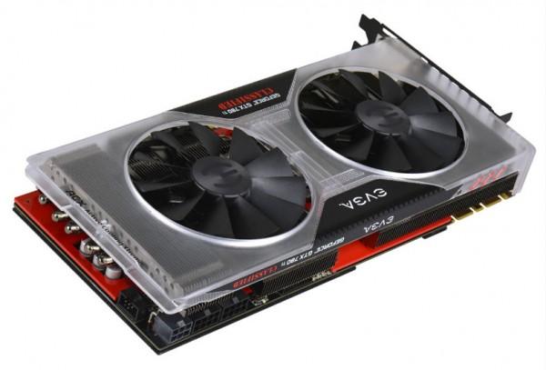 EVGA GeForce GTX 780 Ti Classified kngpn Edition