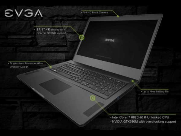 EVGA SC17 Gaming