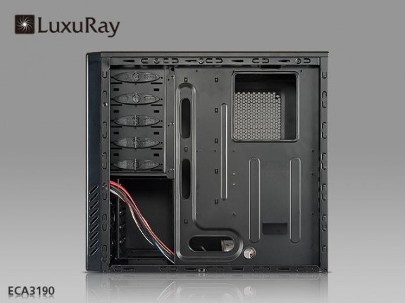 Корпус Enermax LuxuRay