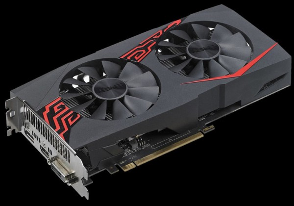 ASUS Radeon RX 570 Expedition
