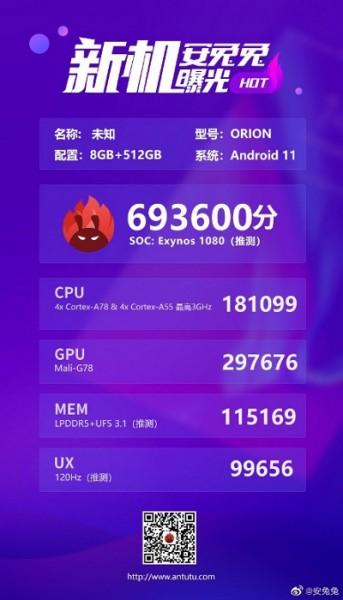 Huawei Kirin 9000
