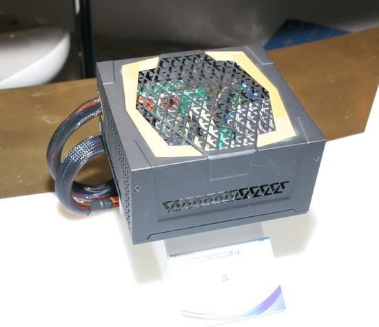 Блок питания FSP AU-500FL