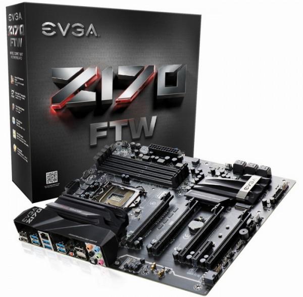 EVGA Z170 FTW