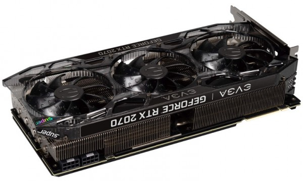 EVGA GeForce RTX 2070 SUPER FTW3 Ultra+