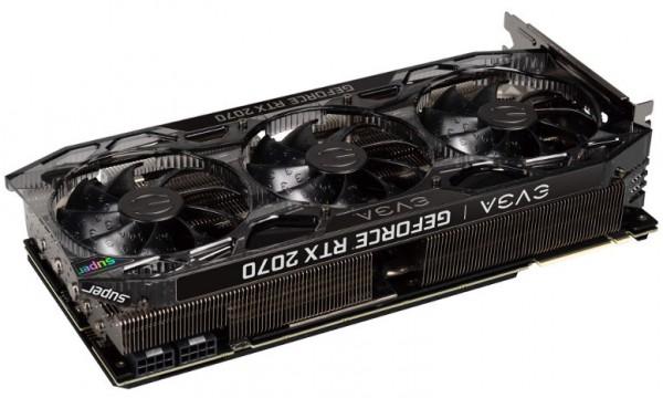 EVGA GeForce RTX 2070 SUPER FTW3 Ultra+