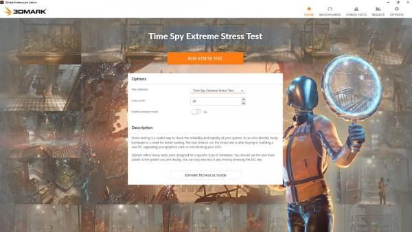 3DMark TimeSpy Extreme