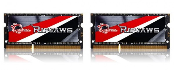 G.Skill Ripjaws SO-DIMM F3-2133C11D-8GRSL