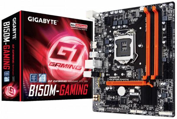 Gigabyte GA-B150M-Gaming