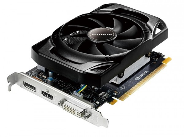 I-O Data GeForce GTX 750 Ti