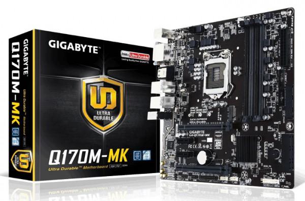 Gigabyte GA-Q170M-MK