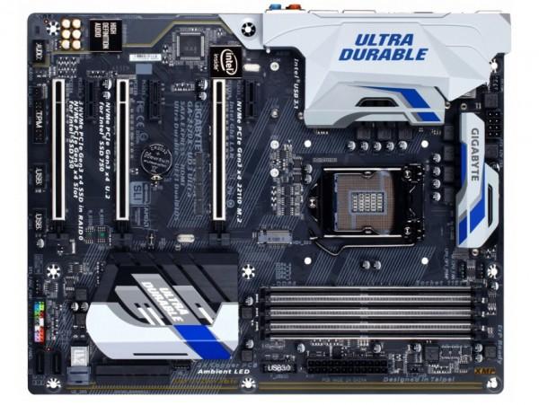 Gigabyte GA-Z170X-UD3 Ultra