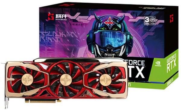 Gainward GeForce RTX 3080 Ti Star