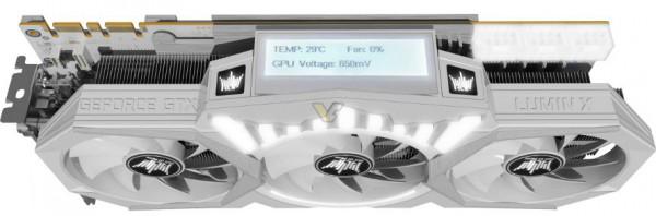 GALAX, GeForce RTX 2080 Ti HOF