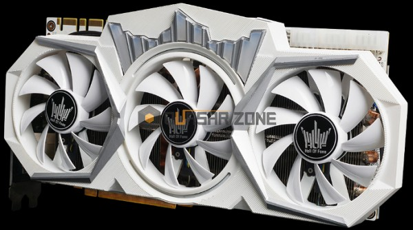 Galax GeForce GTX 1080 Ti Hall of Fame