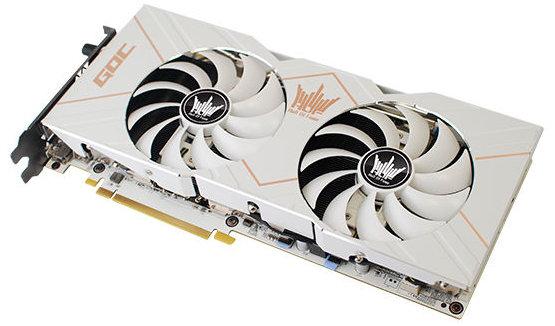 Galax GeForce GTX 980 Ti HOF GOC