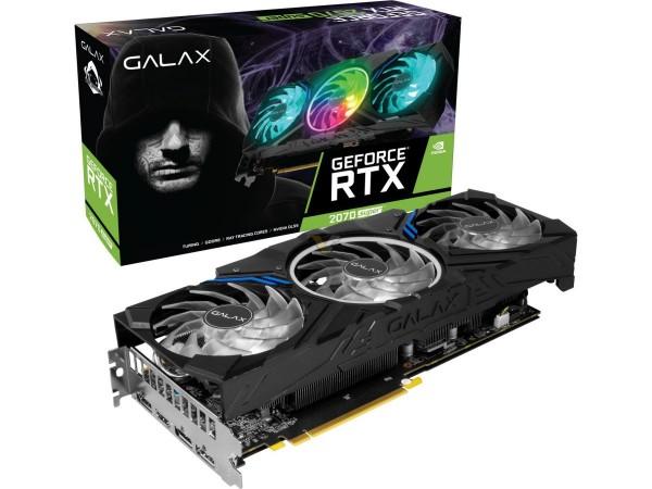 Galax GeForce RTX 2080 SUPER, RTX 2070 SUPER WTF