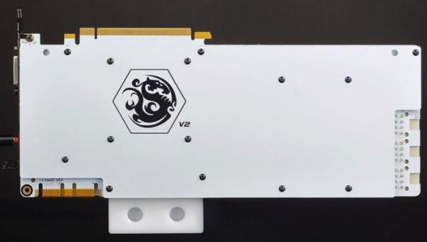 GALAX GeForce GTX 980 Ti HoF EX WC