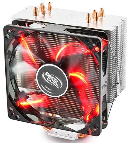Deepcool Gammaxx 400 Red