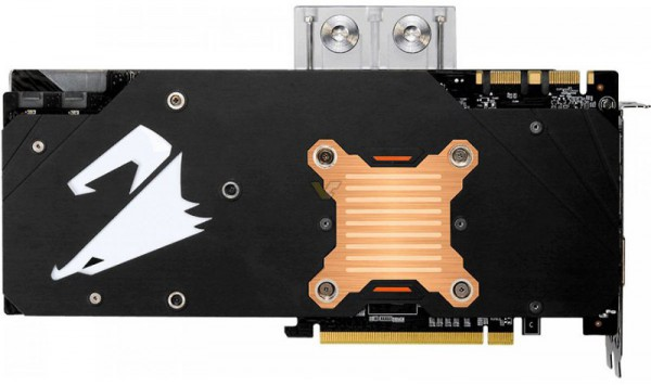 Gigabyte GeForce GTX 1080 Ti AORUS Waterforce WB Extreme Edition 11G (GV-N108TAORUSX WB-11GD)