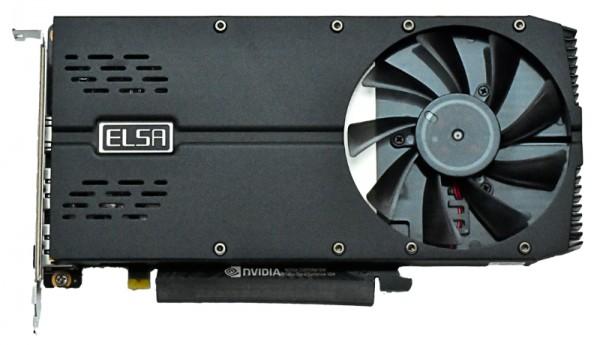 ELSA GeForce GTX 1650 SP V2