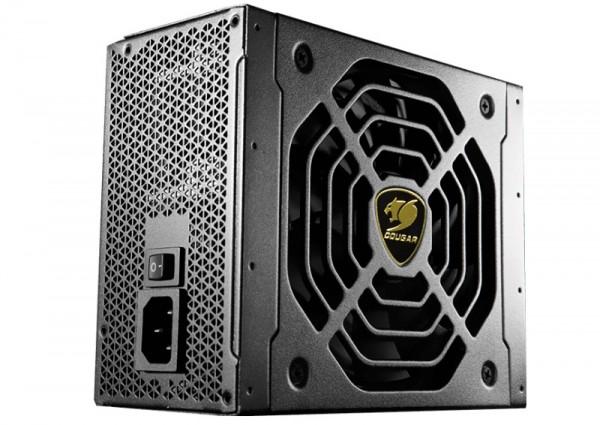 Компания Cougar представила блок питания GEX1050 с «золотым» рейтингом 80PLUS