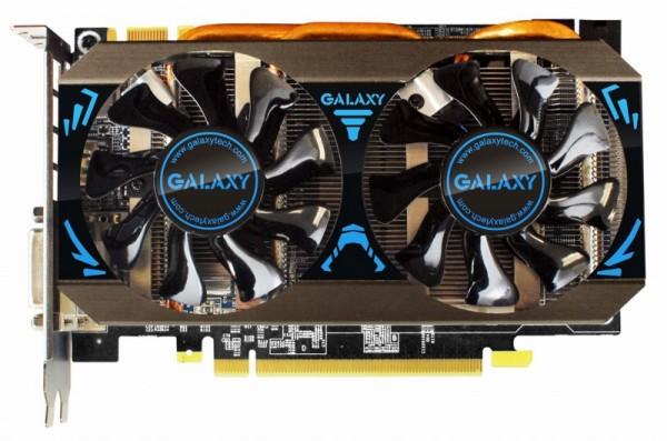 Galaxy GeForce GTX 970 (GF-GTX970-E4GBOCSHORT)