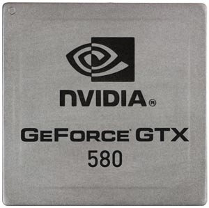 Видеокарта GeForce GTX 580