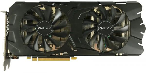 GALAX GeForce GTX 1080 EXOC (GF PGTX1080-EXOC  8GD5)