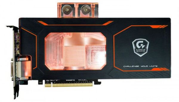 Gigabyte GeForce GTX 1080 Waterforce WB (GV-N1080XTREME WB-8GD)