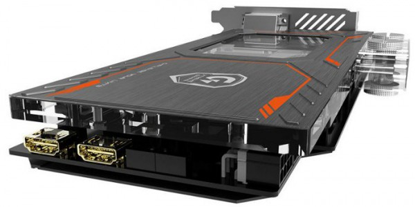 Gigabyte, GeForce GTX 1080 Waterforce WB, GV-N1080XTREME WB-8GD