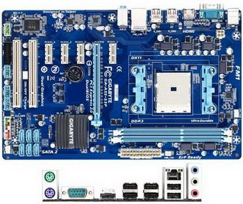 Gigabyte GA-A55-S3P