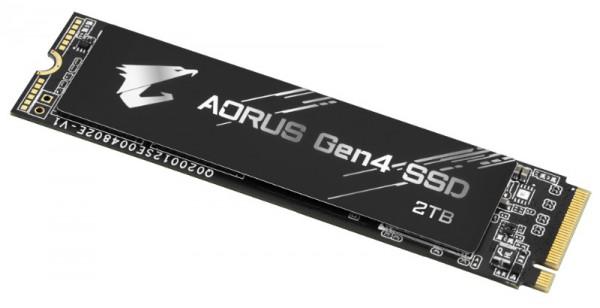 AORUS Gen 4 SSD 500GB, AORUS Gen 4 SSD 2TB, Gigabyte Technology