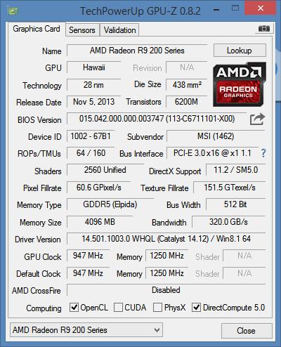 GPU-Z 0.8.2