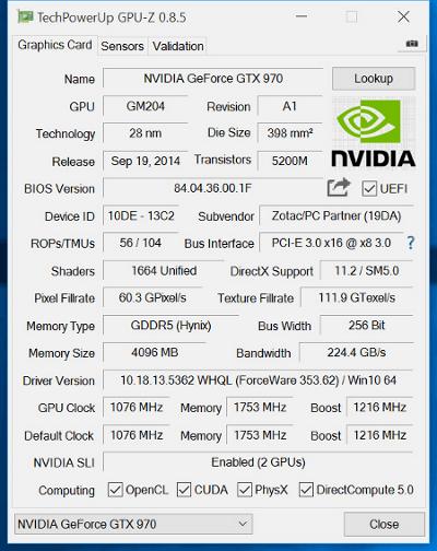 GPU-Z 0.8.5