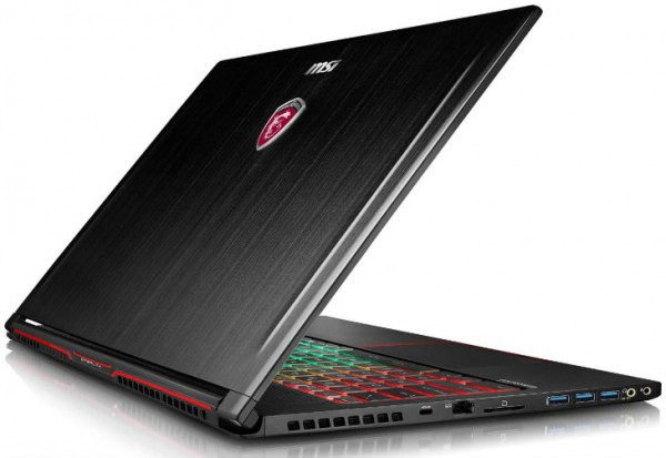 MSI GS63 7RD Stealth