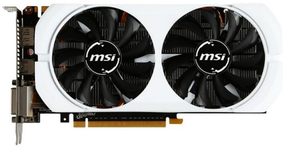 MSI GeForce GTX 960 OCV2