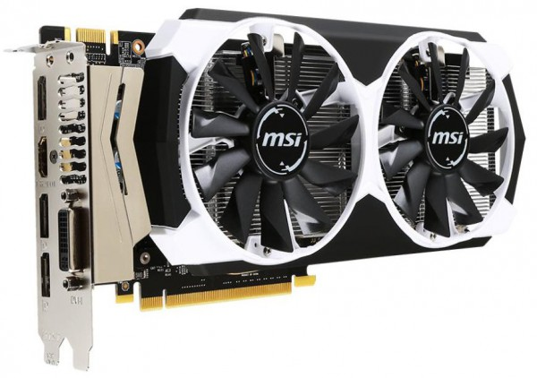 MSI GeForce GTX 960 OC (GTX 960 4GD5T OC)