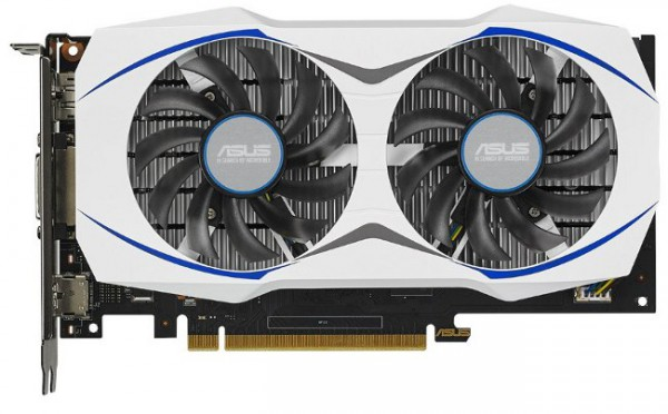 ASUS GeForce GTX 950 (GTX950-OC-2GD5)