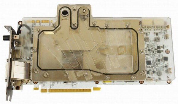 Galax GeForce GTX 980 HOF WB