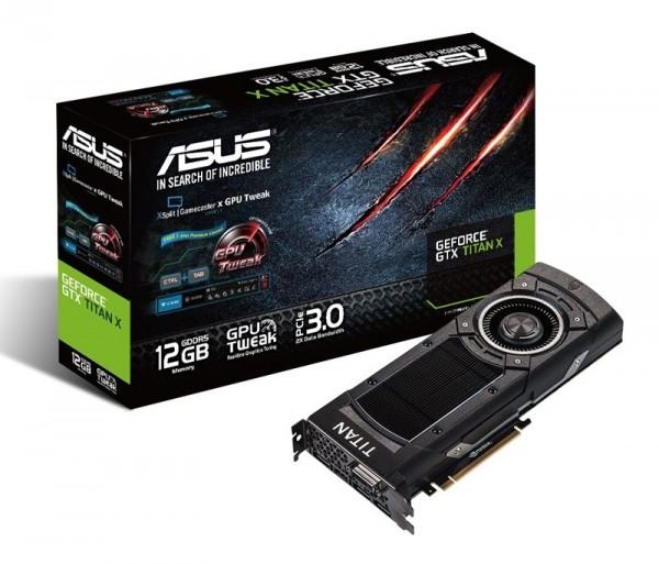 ASUS GeForce GTX TITAN-X