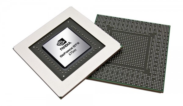 NVIDIA GeForce GTX 675MX